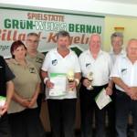 Teilnehmer Seniorentunier 2016